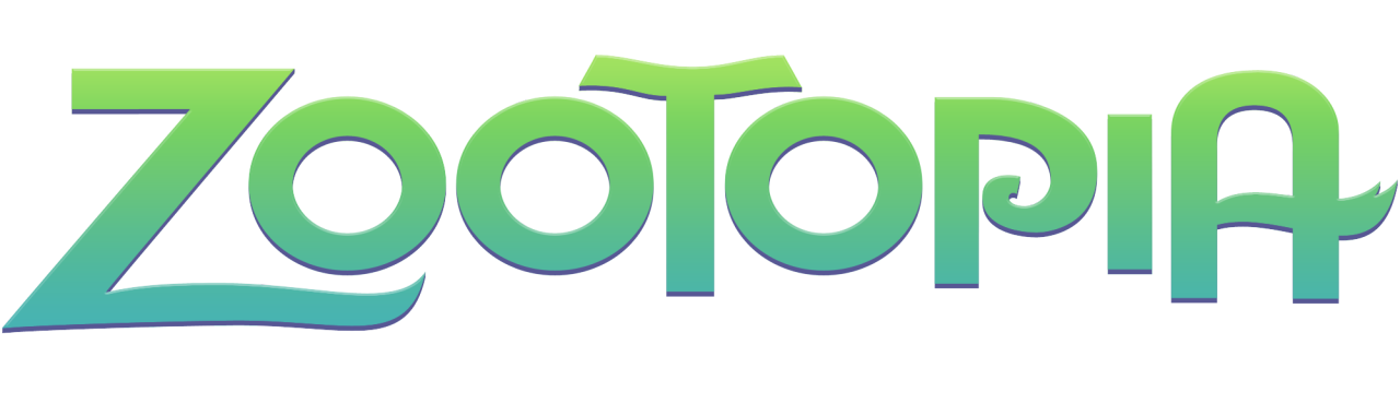 Image Zootopia Logo Png Disney Wiki Fandom Powered