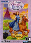 Beauty and the Beast Belle s Quest-Megadrive-US