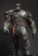 Black D Temp Profile