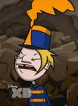 Bucky in Monster Dump 3