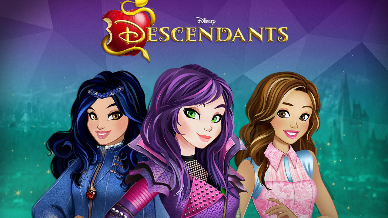 Image - Disney Descendants Gameplay IOS.jpg