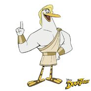 DuckTales Storkules