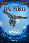 Dumbo (2019) - Poster - Watch Your Imagination Soar in IMAX