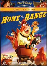 Home on the Range 2005 AUS DVD Second
