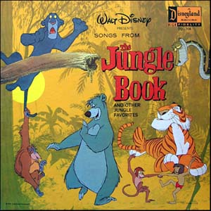 The Jungle Book Soundtrack Disney Wiki Fandom Powered By Wikia