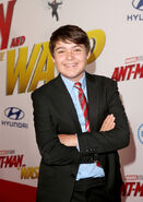 Justin Felbinger Ant-Man & Wasp premiere