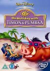 On Holiday with Timon & Pumbaa DVD