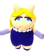 Pook-a-looz-miss-piggy-plush-toy