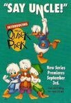 Quack Pack print ad