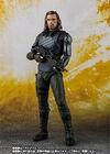 SHF Bucky (Infinity War)