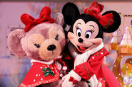 ShellieMay Minnie The Seven Lights of Christmas