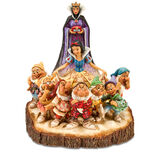 Snow White and the Seven Dwarfs ''The One That Started Them All'' Figurine by Jim Shore front