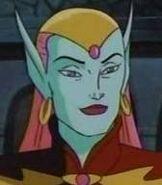 Titania Face