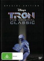 Tron 2011 AUS DVD