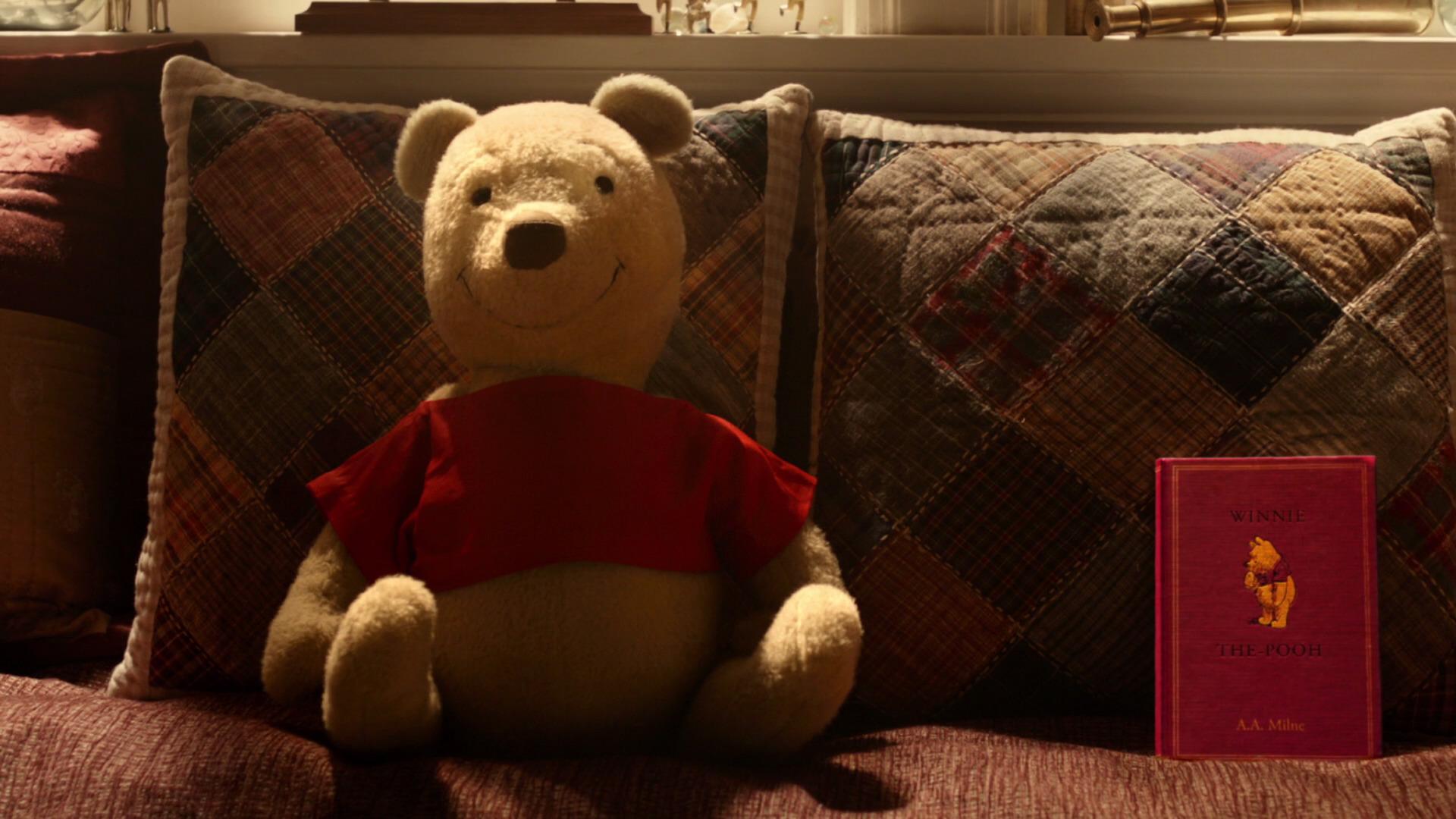 Winnie The Pooh Doll Disney Wiki Fandom Powered By Wikia