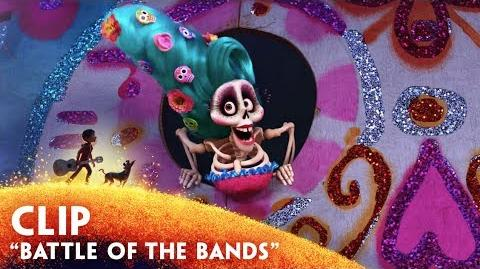 """Battle of the Bands"" Clip - Disney Pixar's Coco"