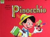 Pinocchio (Tell-A-Tale Book)