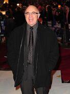 Bob Hoskins Christmas Carol premiere