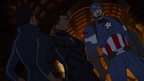 Cap and Panther Secret Wars 03