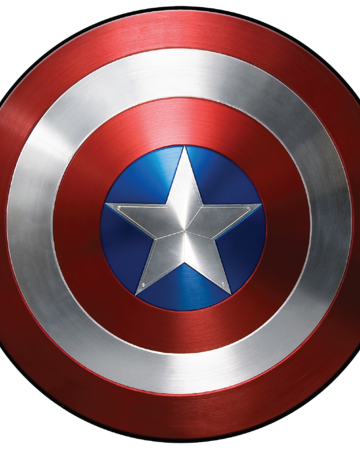 Captain America 3D SHIELD Marvel Comics Ring