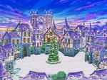 Daybreak Town Christmas
