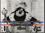 Dtv mickey's monkey title