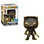 Erik Killmonger Black Panther GITD POP