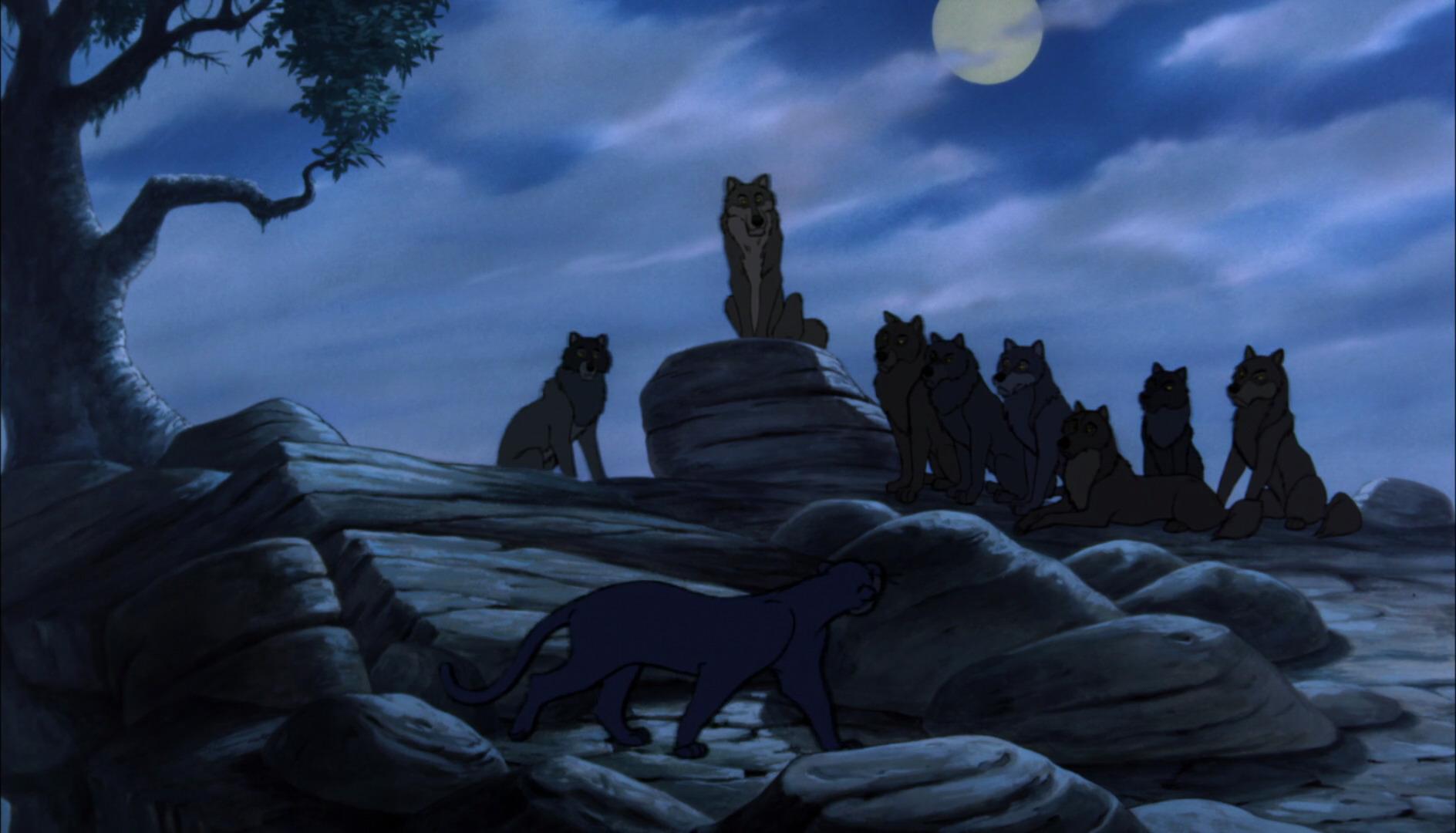 Seeonee wolf pack | Disney Wiki | FANDOM powered by Wikia