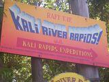 Kali River Rapids