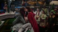 Once Upon a Time - 5x18 - Ruby Slippers - Ruby Doroth Kiss