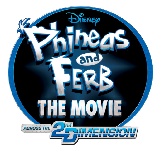 File:Phineas and Ferb The Movie - Across the 2nd Dimension logo.png