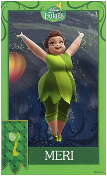 Pixie-Hollow-Games-Trading-Cards-Meri