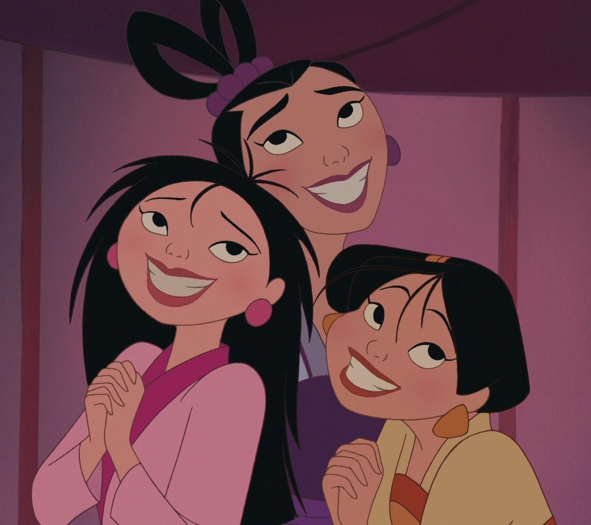 Ting Ting Su And Mei Disney Wiki Fandom