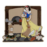 Snow White and the Seven Dwarfs Pin Set - 75th Anniversary snow white