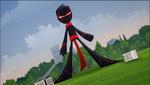 Stank'd to the Future - Ninja