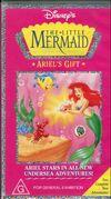 The Little Mermaid Ariel's Gift 1994 AUS VHS