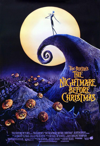 The Nightmare Before Christmas Disney Wiki Fandom
