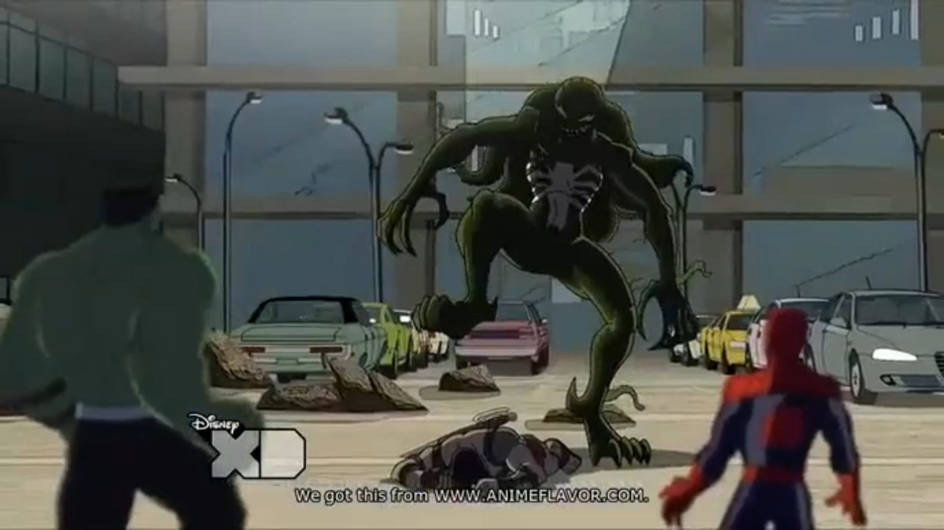 She hulk dating spiderman vs venom