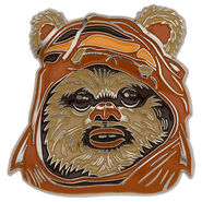 Wicket Pin - Star Wars