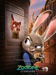 Zootopia French Poster