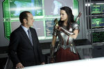Agents of S.H.I.E.L.D. - 1x15 - Yes Men - Photography - Sif and Coulson