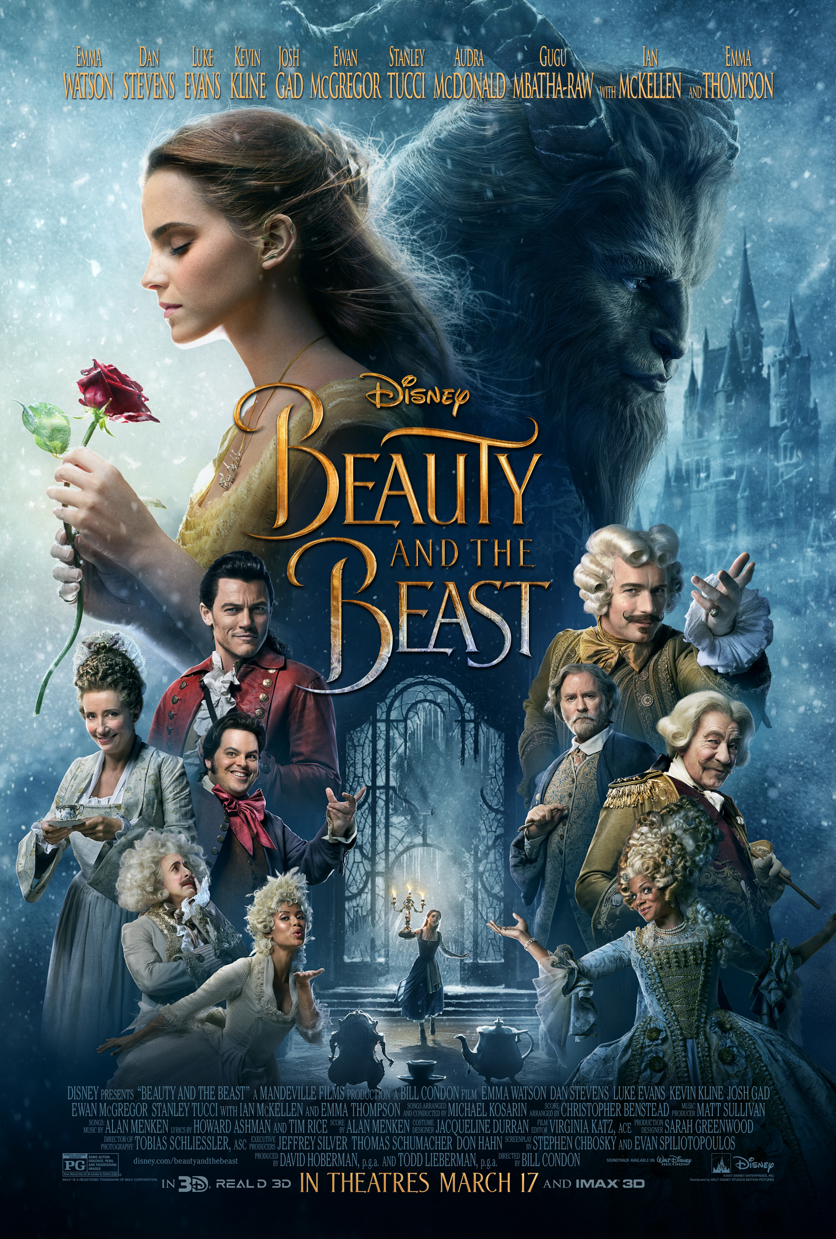 Beauty And The Beast 2017 Film Disney Wiki Fandom Powered By Wikia