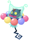 Burst Balloon KHUX