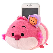 Cheshire Cat Tsum Tsum Phone Stand