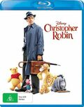 Christopher Robin 2018 AUS Blu Ray