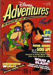 Disney Adventures Magazine Australia june 1994 peter andre
