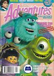 Disney Adventures Magazine Australian cover Jan 2002 Monsters Inc