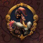 Disney Villain Portraits Jafar