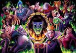 Disney Villains Line up