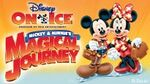 Disney on Ice, Mickey & Minnie's Magical Journey